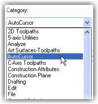 Warning Dirty Operations Selected dialog box with mastercam