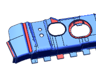 Creaform Handyscan 3D option in Rapidform XOR – Cad cam Engineering