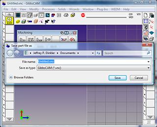 Interface GibbsCAM – Cad cam Engineering WorldWide
