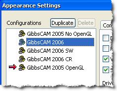gibbscam 2005