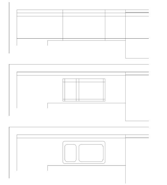 Kitchen Sink Drawing: Cad Cam Engineering WorldWide
