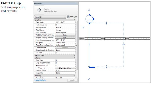 level option command in revit