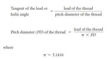 PITCH DIAMETER b1