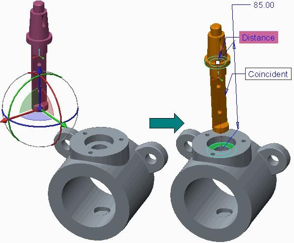 Assembling using Automatic 1