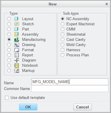 Creating Manufacturing Models 1