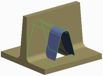 Creating Saddle Shutoff Surfaces 1