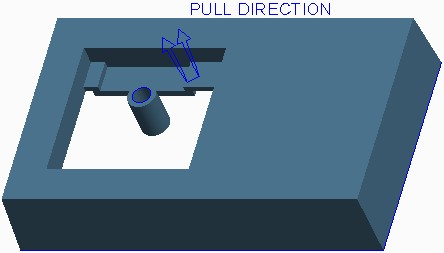 Creating a Parting Surface Manually 1