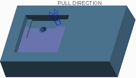 Creating a Parting Surface Manually 2