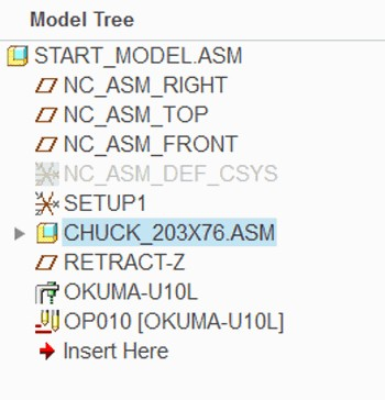 Using Template Manufacturing Turning Models 3