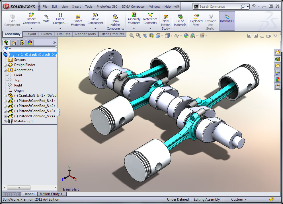 SolidWorks Tech Tips – Assemblies – Cad cam Engineering