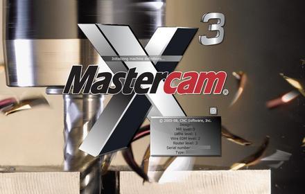 mastercam x3