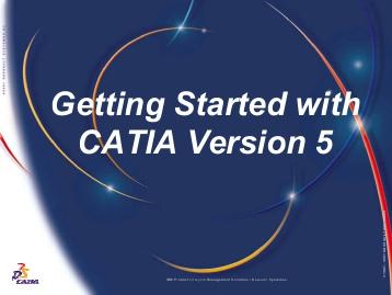 CATIA Version 5