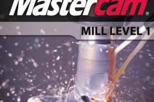 mastercam-x6milllevel1tutorial 1