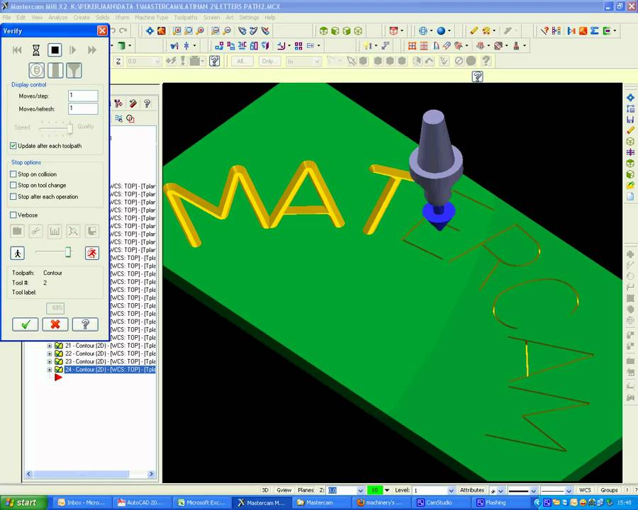 mastercam x2 tutorial 14 draft sweep revolve and fillet surface rh cadcamengineering net