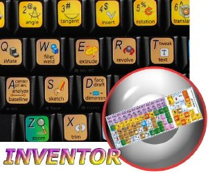 Inventor-Keyboard-Shortcuts-Guide