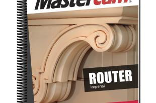 mastercam x9 router