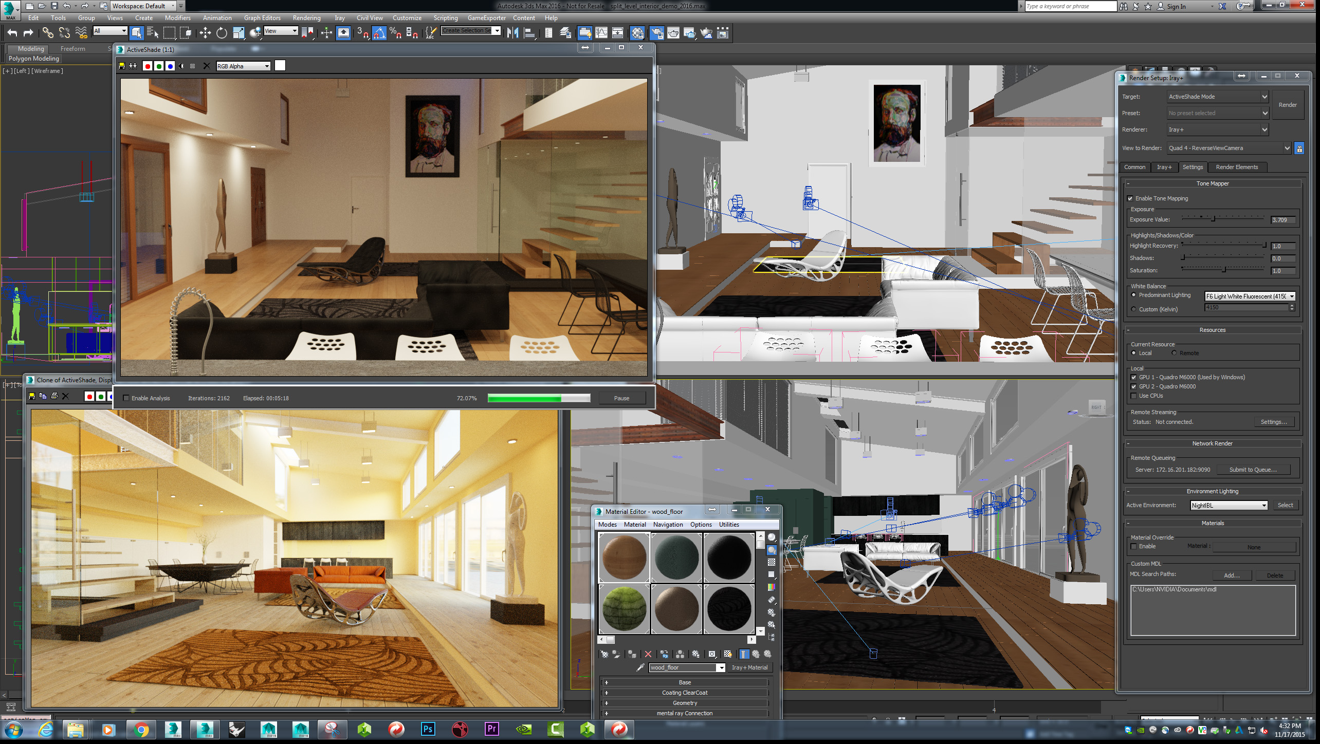 3Ds MAX 2010 lighting & Autodesk 3Ds Max- Lighting (2010) u2013 Cad cam Engineering WorldWide