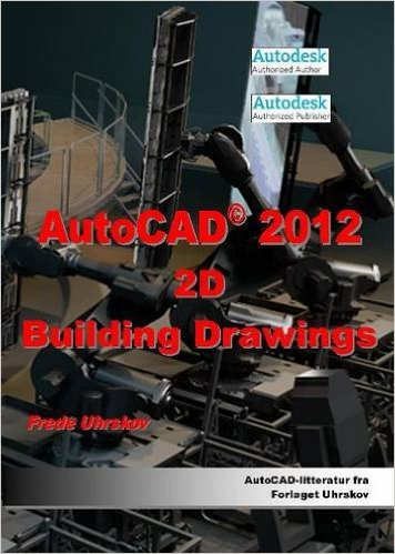autocad 2012 2D BUILDING DRAWING