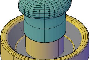 AUTOCAD 3D CONCEPTUAL