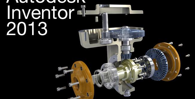 autodesk inventor 2013 cad cam engineering worldwide. Black Bedroom Furniture Sets. Home Design Ideas