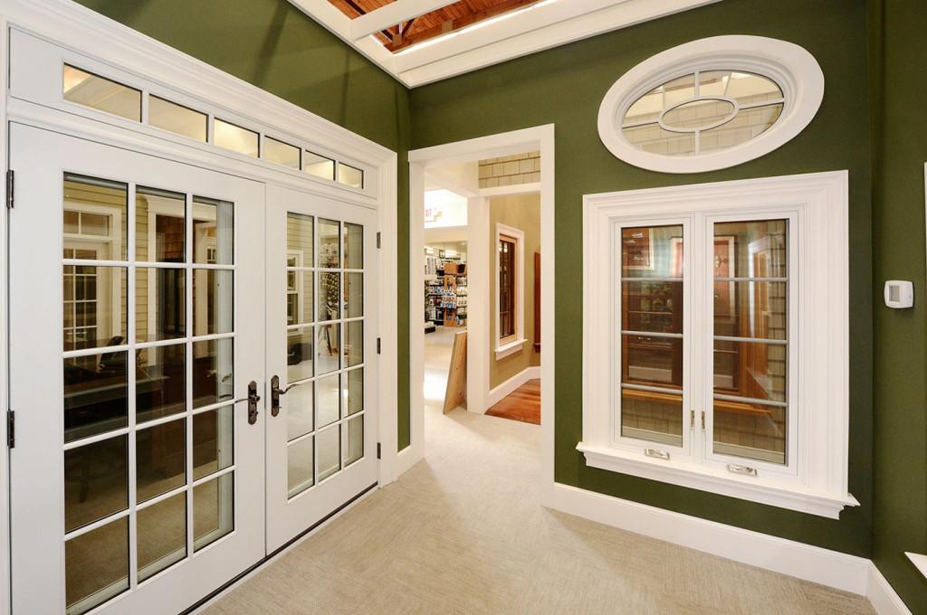 creating doors, windowns