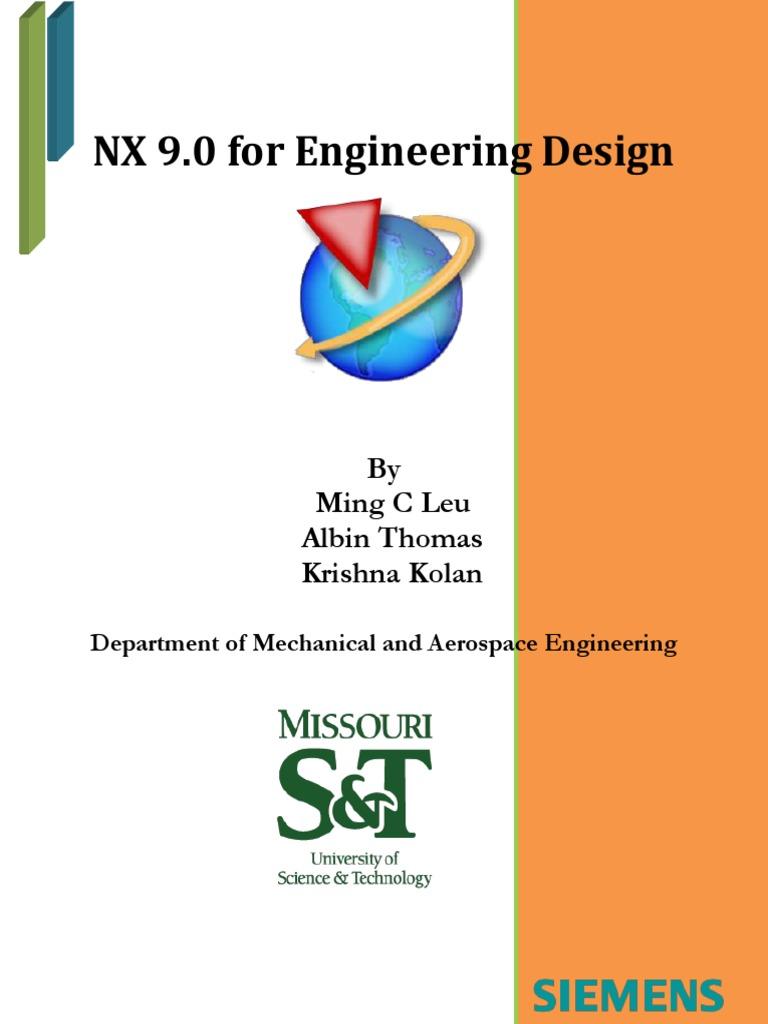 nx 9.0 manual
